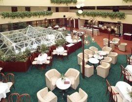 Danubius Health Spa Resort Sárvár - átrium