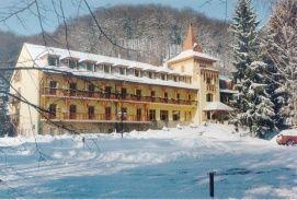 Bakony Hotel, Bakonybél - téli kép