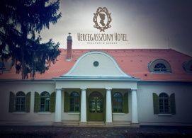 Hercegasszony Hotel Kedvezményes belföldi szállás, Hercegasszony Hotel belföldi akciók, Hercegasszony Hotel - hotel külső