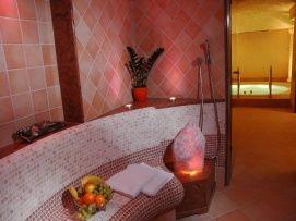 Hertelendy Kastély - Fürdőrészleg