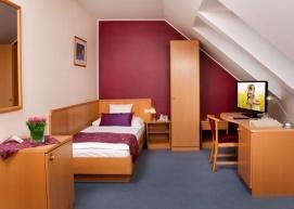 Hotel Kálvária - egyágyas szoba