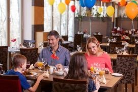 LIFESTYLE HOTEL MÁTRA****superior - Sunday Brunch