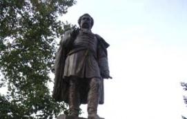 Deák Ferenc szobor_Látnivalók Zalaegerszeg , Deák Ferenc szobor  ,