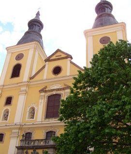 Ciszter templom_Látnivalók Eger , Ciszter templom Látnivalók Egerben ,
