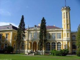 Károlyi-kastély _Kastély , Károlyi-kastély  kastélyok, kúriák ,