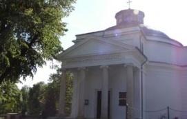 Round church_ , Round church  ,