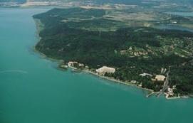 peninsula of Tihany_ , peninsula of Tihany  ,