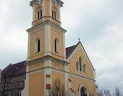 Római katolikus templom (Sarlós Boldogasszony)_Látnivalók Siófok ,...