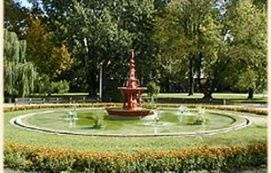 Berzsenyi park_Látnivalók Kaposvár , Berzsenyi park Látnivalók...
