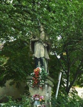 Főtéri szobrok Látnivalók Tokaj, Főtéri szobrok Látnivalók Tokajon,