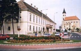 Luzsénszky illetve Láncos-kastély_Látnivalók Mór , Luzsénszky...