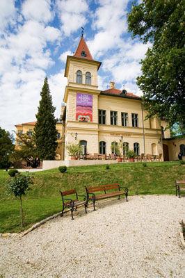Vaszary Galéria_Kastély , Vaszary Galéria kastélyok, kúriák ,