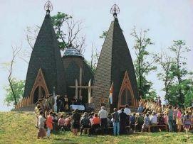 Erdők temploma Látnivalók Ópusztaszer, Erdők temploma Látnivalók Ópusztaszeren,