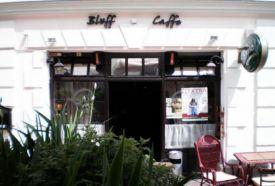 Blöff Caffé_Kávéház és cukrászda , Blöff Caffé kávéházak,...