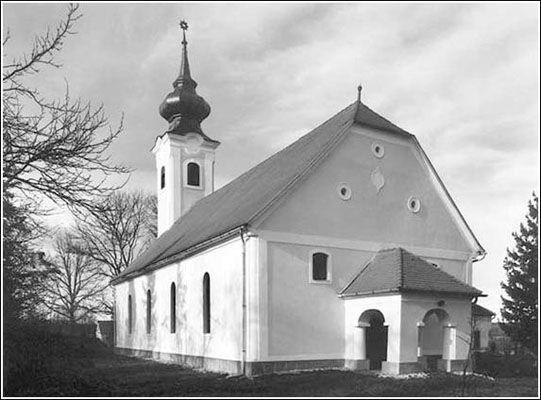 Szentgyörgyvölgyi Református templom_Nyugat-Dunántúl Templom ,...