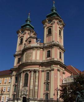 Minorita templom_Eger és környéke Látnivalók , Minorita templom...