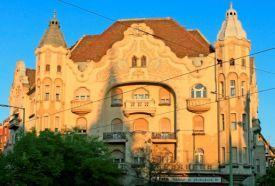 Gróf-palota_Szeged Fürdő és strand , Gróf-palota szegedi fürdők,...