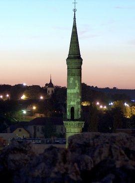 Minaret_Eger és környéke Látnivalók , Minaret Látnivalók Egerben...