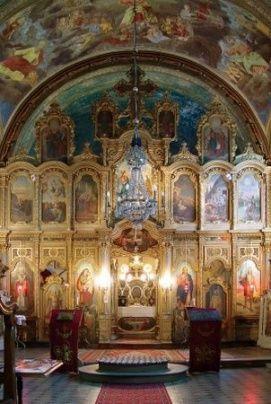 Szerb-ortodox templom Látnivalók Mohács, Szerb-ortodox templom Látnivalók Mohácson,