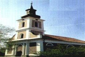 Református templom_Látnivalók Jászberény , Református templom  ,