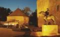 Ágyúbástya - Rondella: Kiemelt Műemlék látnivaló Gyulán