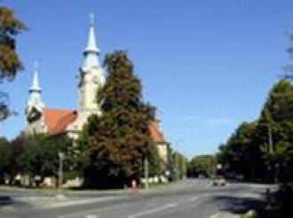 Jézus Szíve Római Katolikus Templom_Látnivalók Dombóvár , Jézus...