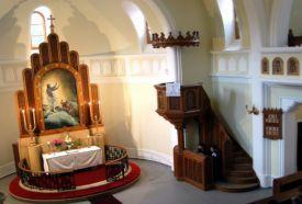 Evangélikus Templom_Látnivalók Kaposvár , Evangélikus Templom...