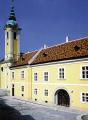 Magyar Ispita - Váczy Péter-gyűjtemény: Kiemelt Templom látnivaló Győrben