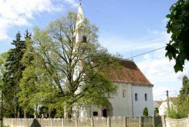 Roman Catholic Church_Sights Meszlen , Roman Catholic Church  ,