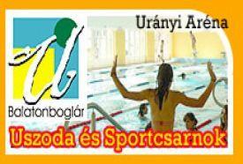 Urányi János Sport- és Szabadidőközpont Balatonboglár_Balatonboglár...