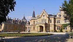 Nádasdy-kastély_Kastély , Nádasdy-kastély kastélyok, kúriák ,