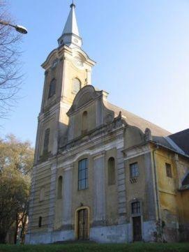 Alsóvárosi templom és kolostor_Park és kert , Alsóvárosi templom és...