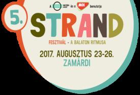 STRAND Fesztivál 2017_Rendezvényhelyszín , STRAND Fesztivál 2017...