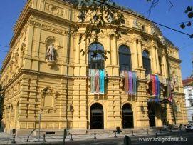 Szegedi Nemzeti Színház Látnivalók Szeged, Szegedi Nemzeti Színház Látnivalók Szegeden,