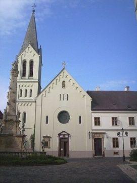 Ferences templom_Látnivalók Veszprém , Ferences templom Látnivalók...