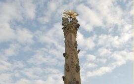 Szentháromság szobor_Látnivalók Veszprém , Szentháromság szobor...