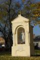 Szt. Mária szobor-fülke:  program  Gyula városban