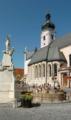 Bazilika:  program  Győr városban