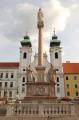 Mária-oszlop:  program  Győr városban