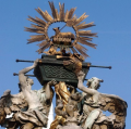 Frigyláda szobor:  program  Győr városban