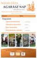 Návay Géza Agarász Nap: Borászati program  Szeged városban