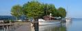 Borhajó:  program  Keszthely városban