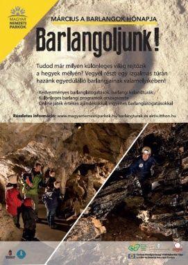 Barlangoljunk! – március a barlangok hónapja Magyarország Helyi, Barlangoljunk! – március a barlangok hónapja Magyarország helyi rendezvények programjai, városok programjai,