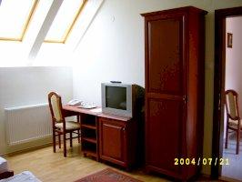 B - kétágyas szoba