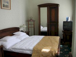 Hotel Park barokk stílusú classic szoba
