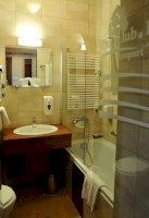 Hotel Eger fürdőszoba