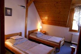 Classic kétágyas szoba