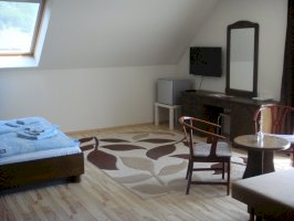 Superior/ Nászutas szoba