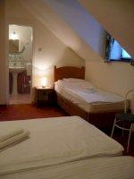 Panzió 3 ágyas szoba