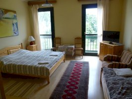 Emeleti standard szoba
